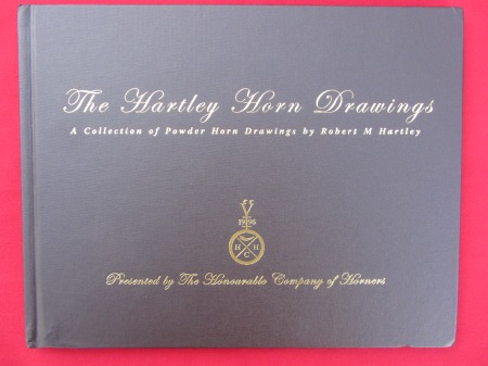 The Hartley Horn Drawings donated by The Honourable Company of Horners