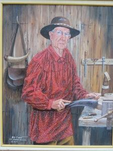 Portrait of Harold Moore